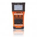 Brother P-touch E550WVP Kézi feliratnyomtató + TZE-FX231,-241,-251,-651 szalagok